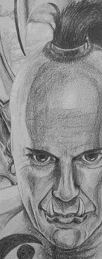 WoW Wallpaper - Orc Bruce Willis